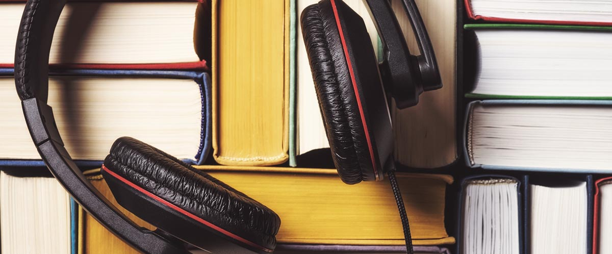 Check Out the Latest Audio Books & eBooks
